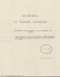 La burlesca Altisidora. Plan o guión breve : septimino en cuatro estampas con una pantomima como prólogo / libro escrito en verso por Guillermo y Rafael Fernández-Shaw.