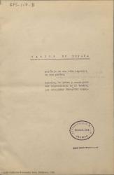 Carlos de España : película de una vida imperial en dos partes / escrita en prosa y verso, para ser representada en el teatro, por Guillermo Fernández-Shaw.