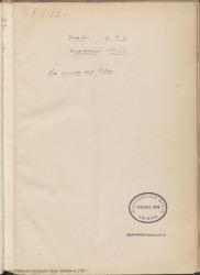 """Cuaderno 12 (Agosto de 1924-Octubre de 1925). Estreno de la obra """"La sombra del Pilar"""". Críticas en prensa y otra documentación."""