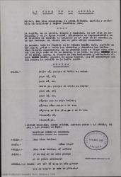 La flor de la abuela : ballet con tres canciones / de Ángel Barrios. Enlaces y cantables de Guillermo y Rafael Fernández-Shaw.