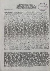 Argumento de Mimi Pinson : zarzuela en un acto, dividido en tres cuadros, en verso / libro de Federico Romero y Guillermo Fernández-Shaw. Música del maestro Miguel Vila Piqué.