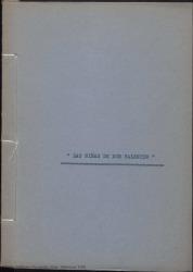Las niñas de Don Valentín : comedia lírica en ocho cuadros distribuidos en dos actos, en el Madrid de Don Ramón de la Cruz / libro de Guillermo y Rafael Fernández-Shaw.