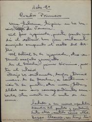 Pierrot / original de Guillermo y Rafael Fernández-Shaw. Música de Leopoldo Magenti.
