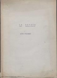 La Severa : romance portugués, en cuatro actos / de Julio Dantas, adaptación en verso castellano de Federico Romero y Guillermo Fernández-Shaw.
