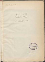 """Cuaderno 19 (Octubre de 1927-Febrero de 1928). Estreno de la obra """"La villana"""" en Madrid. Críticas en prensa y otra documentación."""