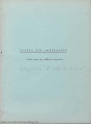 Ver ficha de la obra: Salero del Manzanares