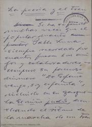La poesía y el tren / Guillermo Fernández-Shaw.