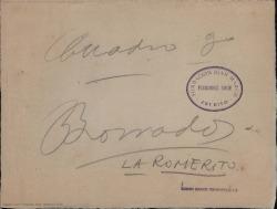 La Romerito / Carlos Fernández Shaw.