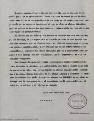 Ernesto Lecuona llega a España una vez más... / Guillermo Fernández-Shaw.
