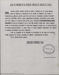 Para el Boletín de la Sociedad General de Autores de España / Guillermo Fernández-Shaw