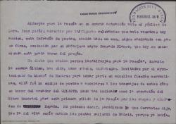 Alforjas para la poesía en su cuarta actuación... / Guillermo Fernández-Shaw.