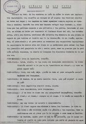 El diálogo de los pavos / Guillermo Fernández-Shaw.