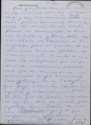 Conferencia en Caracas / Guillermo Fernández-Shaw.