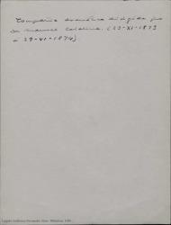 Documentación sobre el Teatro Apolo de Madrid / Guillermo Fernández-Shaw.