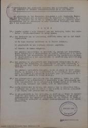 Convocatoria del Sindicato Nacional del Espectáculo, para el Concurso de guiones cinematográficos en 1948.