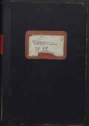 """Cuaderno 68 (Noviembre de 1956-Mayo de 1957). Estreno de """"María Manuela"""" en Madrid. Colaboraciones de Guillermo Fernández-Shaw en prensa. Noticias familiares."""