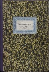 Cuaderno 78 (Octubre de 1959-Mayo de 1960). Guillermo Fernández-Shaw, elegido vicepresidente del Círculo de Bellas Artes, y reelegido consejero de la Sociedad General de Autores de España. Colaboraciones en prensa. Noticias familiares.