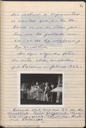 """Fotografías de """"La revoltosa"""" de José López Silva y Carlos Fernández Shaw, música de Ruperto Chapí."""