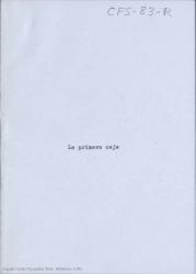 La primera caja / Carlos Fernández Shaw.