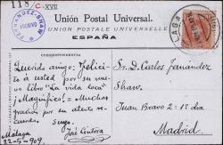 Cartas de José Lintora a Carlos Fernández Shaw.