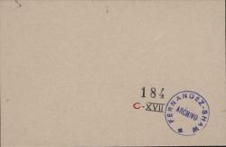 Cartas de José María de Ortega Morejón a Carlos Fernández Shaw.