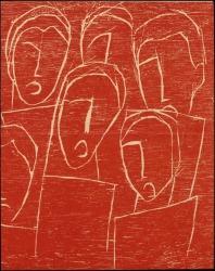 """Programa de mano de un concierto en el que se estrena una """"Missa"""" de Narcis Bonet con una dedicatoria manuscrita a Guillermo Fernández-Shaw."""