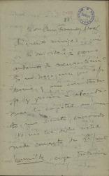 Cartas de Carlos Castro a Carlos Fernández Shaw.