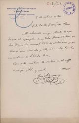 Cartas de José Alemany a Carlos Fernández Shaw.