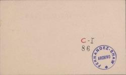 Cartas de Juan Pérez de Guzmán a Carlos Fernández Shaw.