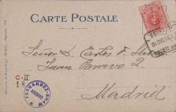 Cartas de Luis Martínez Tovar a Carlos Fernández Shaw.