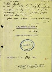 El cascabel del bufón : boceto de comedia en verso / Rafael Fernández-Shaw.
