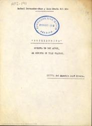 Guillermina : opereta en dos actos, el segundo en tres cuadros / Rafael Fernández-Shaw y Luis Mesía del Río ; música del maestro José Rivera.