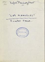 Los Manueles : cuentos 11 años / Rafael Fernández-Shaw.