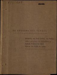 La duquesa del candil : zarzuela en tres actos, en verso / libro original de Guillermo y Rafael Fernández-Shaw ; música de Jesús G. Leoz.