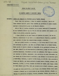"""El maestro Albéniz y la """"Suite Iberia"""" / Rafael Fernández-Shaw y Luis Tejedor."""