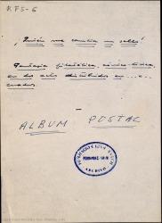 Ver ficha de la obra: Álbum postal