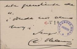 Cartas de Ceferino Palencia a Carlos Fernández Shaw.