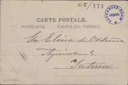 Cartas de José López Silva a Eloísa de Orduña.