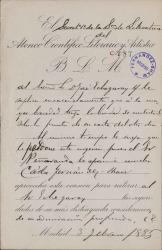 Cartas de José Echegaray a Carlos Fernández Shaw.