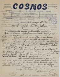 Cartas de Sebastián Gomila a Carlos Fernández Shaw.