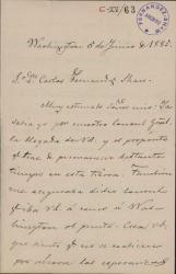 Cartas de Juan Valera a Carlos Fernández Shaw.