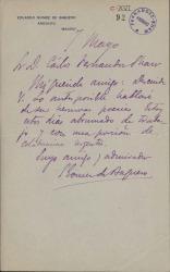 Cartas de Eduardo Gómez de Baquero a Carlos Fernández Shaw.