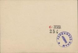 Cartas de Segismundo Moret y Prendergast a Carlos Fernández Shaw.
