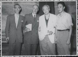 Fotografía de Guillermo Fernández-Shaw y otros.