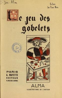 Ver ficha del libro: LE JEU DES GOBELETS