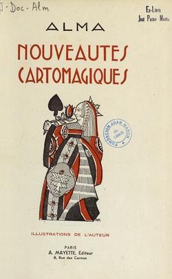 See book details: NOUVEAUTES CARTOMAGIQUES