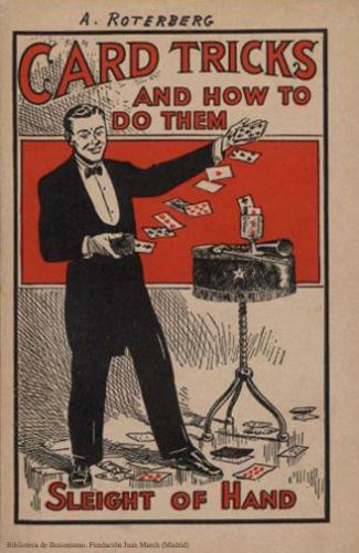 Book : Card tricks: how to do them, and sleight of hand