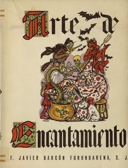 Ver ficha del libro: ARTE DE ENCANTAMIENTO