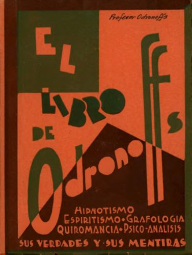 Book : El libro de Odronoffs
