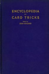Ver ficha del libro: ENCYCLOPEDIA OF CARD TRICKS